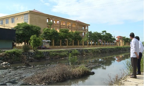 Yêu cầu 13 doanh nghiệp ở Hưng Yên khắc phục tình trạng gây ô nhiễm môi trường - Ảnh 1