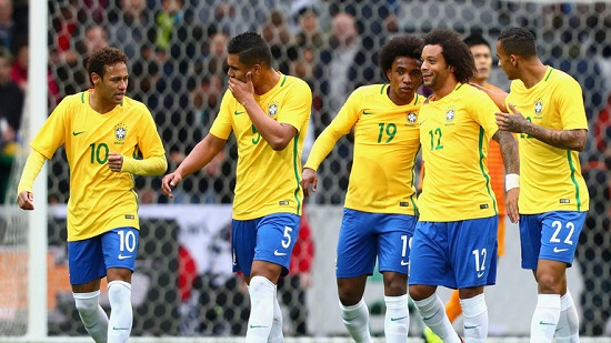 """Brazil – Thụy Sĩ: Neymar sẵn sàng """"bắn phá"""" sau tiếng gọi của Ronaldo? - Ảnh 1"""