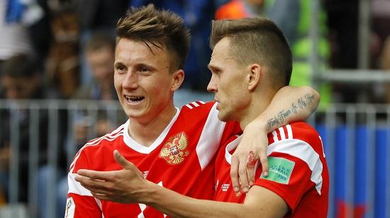 Những bàn thắng đẹp tại lượt trận thứ nhất vòng bảng World Cup 2018 - Ảnh 2