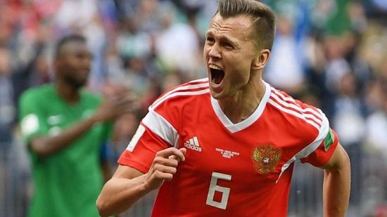 Những bàn thắng đẹp tại lượt trận thứ nhất vòng bảng World Cup 2018 - Ảnh 1