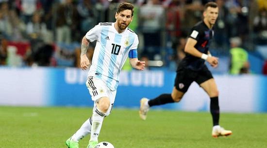 Thua thảm trước Croatia, Argentina có nguy cơ lớn bị loại từ vòng bảng - Ảnh 1