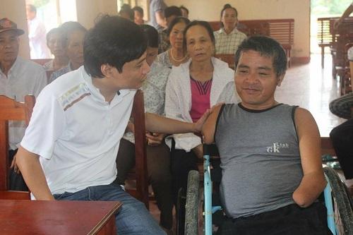 Hà Tĩnh: Huyện Vũ Quang cảm ơn báo ĐS&PL đã đồng hành cùng người dân vùng lũ - Ảnh 3