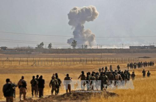 IS thừa nhận tiến hành loạt vụ tấn công liều chết mới ở Kirkuk - Ảnh 1