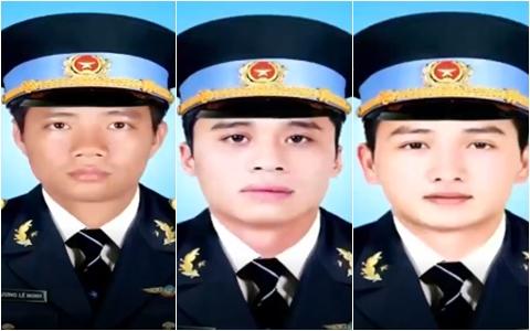 Hôm nay, tổ chức lễ truy điệu 3 phi công vụ rơi máy bay EC-130 T2 - Ảnh 1