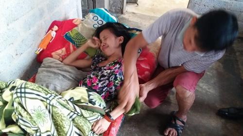 Cô bé 15 tuổi mang đau đớn bởi căn bệnh ung thư xương quái ác - Ảnh 2