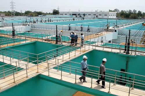TP HCM đưa vào sử dụng nhà máy nước công suất 300.000m3/ngày - Ảnh 1