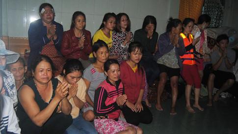 Tìm thấy thi thể nữ sinh gặp nạn khi vượt lũ tới trường ở Quảng Bình - Ảnh 1