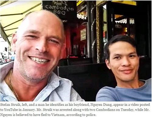 Việt Nam - Campuchia phối hợp điều tra nghi phạm hành hạ trẻ em - Ảnh 2