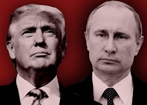 Tổng thống Nga gửi thư chúc mừng Giáng sinh ông Donald Trump - Ảnh 1