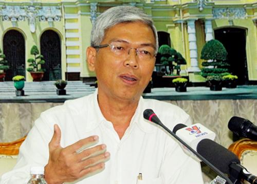 TP HCM bác đề xuất sáp nhập một số quận, phường - Ảnh 1