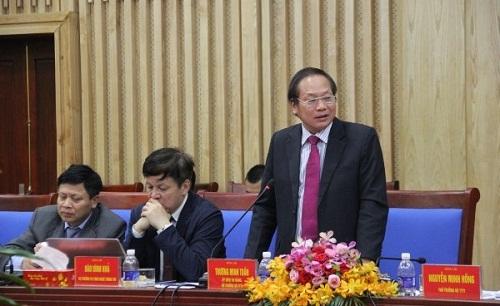 Bộ trưởng Trương Minh Tuấn: Cần quan tâm chất lượng dịch vụ bưu chính ở miền núi - Ảnh 1