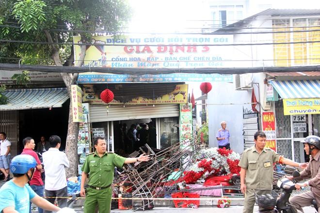 Đau đớn giây phút các nhân chứng bất lực trước vụ cháy làm 3 người chết ở TP HCM - Ảnh 3