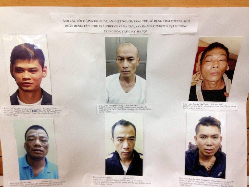 48 giờ truy bắt nhóm nổ súng bắn chết người ở Hà Nội - Ảnh 2
