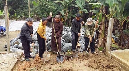 Báo ĐS&PL phối hợp xây dựng thêm nhà tình nghĩa tại Hà Tĩnh - Ảnh 2