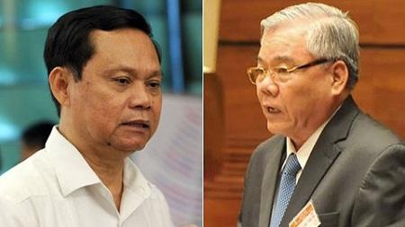 Tổng Thanh tra nói về việc dồn dập bổ nhiệm của ông Huỳnh Phong Tranh - Ảnh 1