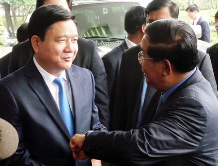 Thủ tướng Campuchia Hun Sen thăm TP HCM - Ảnh 1