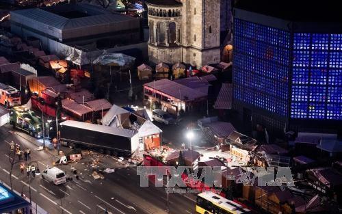 Vụ khủng bố bằng xe tải ở Đức không có nạn nhân là người Việt - Ảnh 1