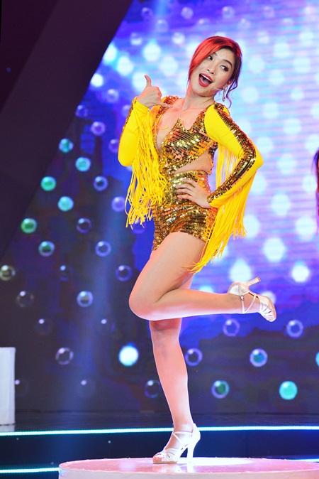 """Lam Trường nhảy cực sung """"xông đất"""" minishow của Âm Nhạc & Bước Nhảy - Ảnh 6"""