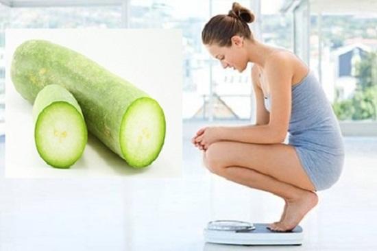 Cách giảm mỡ bụng bằng bí xanh an toàn – tiết kiệm - Ảnh 1
