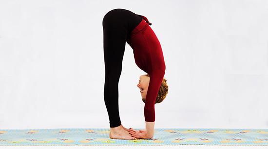 Mách bạn cách tăng chiều cao bằng yoga - Ảnh 1