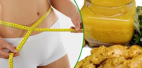 Cách giảm mỡ bụng bằng gừng cực dễ, cực nhanh - Ảnh 2