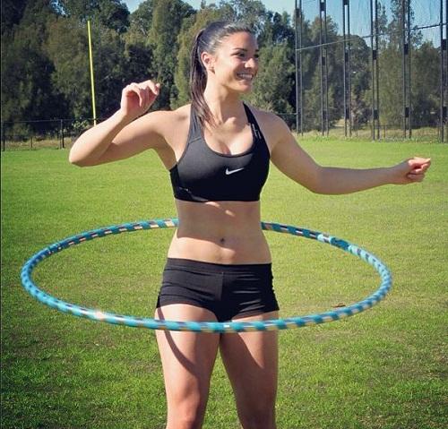 """Cách giảm mỡ bụng bằng lắc vòng đúng cách để có vòng eo """"con kiến"""" - Ảnh 1"""