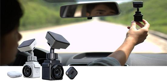 Cực tiện lợi với camera hành trình siêu nhỏ - Ảnh 1