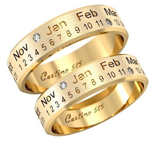 5 mẹo chọn nhẫn cưới cho các cặp đôi - Ảnh 3