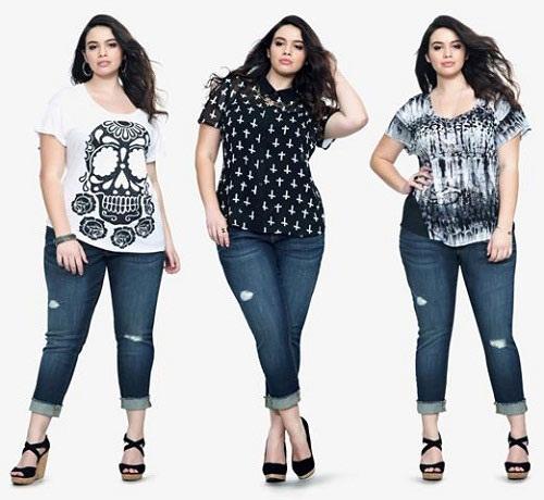 Mách bạn 3 cách chọn áo cho người béo - Ảnh 2