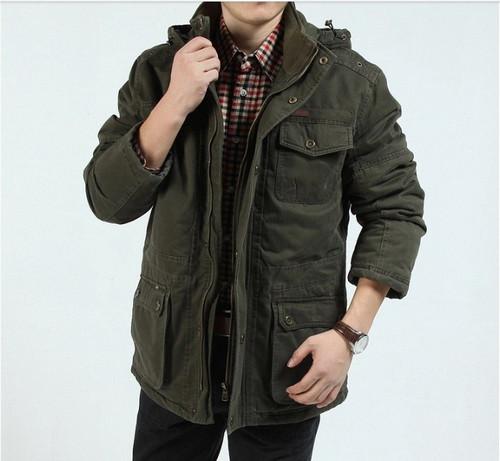Chọn áo khoác nam cho người gầy tăng vẻ lịch lãm và phong cách - Ảnh 2