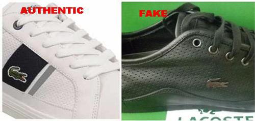 Chỉ bạn cách chọn giày Lacoste xịn, chuẩn hàng chính hãng - Ảnh 2