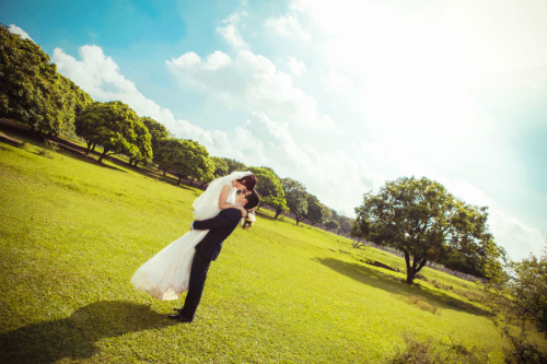 6 địa điểm chụp ảnh cưới đẹp ở Hà Nội cực lãng mạn - Ảnh 4