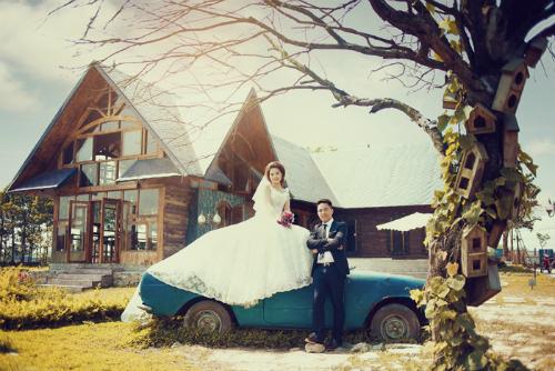 6 địa điểm chụp ảnh cưới đẹp ở Hà Nội cực lãng mạn - Ảnh 5