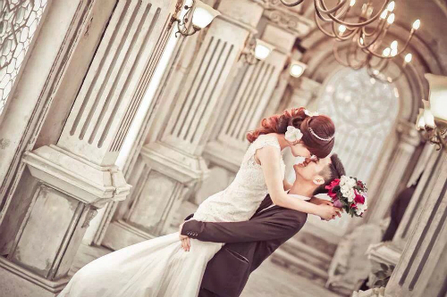 6 địa điểm chụp ảnh cưới đẹp ở Hà Nội cực lãng mạn - Ảnh 6