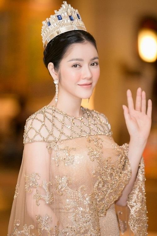 Lý Nhã Kỳ lộng lẫy trong lễ sắc phong công chúa châu Á bộ tộc Mindanao - Ảnh 7