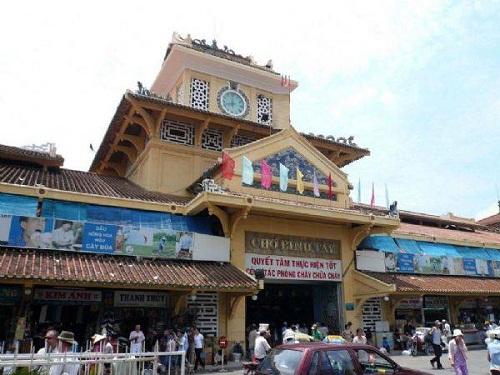 Những địa điểm phải đến ở Sài Gòn - Ảnh 7