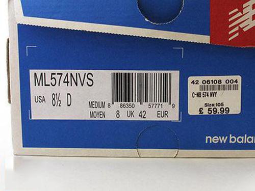 Cách chọn giày New Balance chính hãng vô cùng đơn giản - Ảnh 2