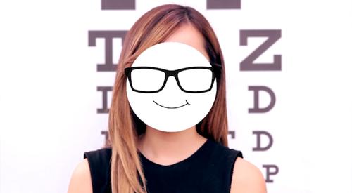 5 Cách chọn gọng kính cận phù hợp với gương mặt  - Ảnh 1
