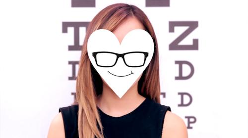 5 Cách chọn gọng kính cận phù hợp với gương mặt  - Ảnh 2