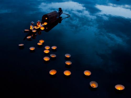 6 địa điểm chụp ảnh đẹp ở Huế không thử không về - Ảnh 2