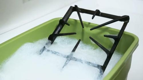 Tổng hợp các cách làm sạch bếp ga phù hợp với từng loại bếp - Ảnh 3