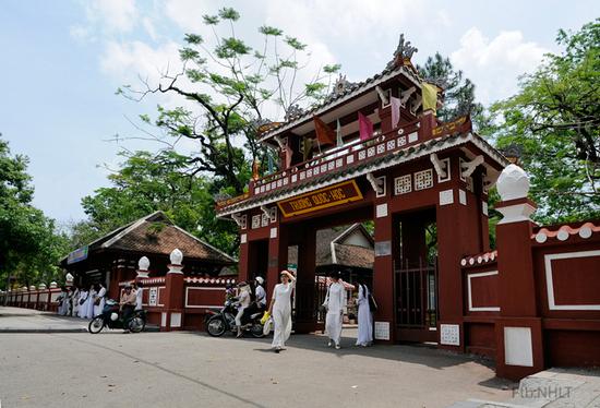 6 địa điểm chụp ảnh đẹp ở Huế không thử không về - Ảnh 6