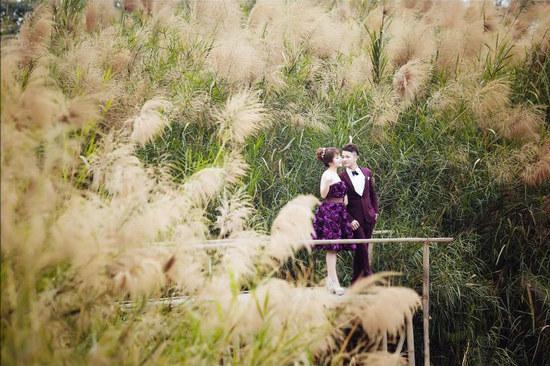 5 địa điểm chụp ảnh lãng mạn ở Hà Nội thu hút giới trẻ nhất - Ảnh 5