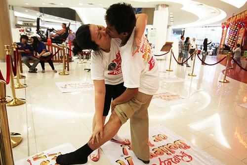 Top 7 sự thật thú vị liên quan đến nụ hôn - Ảnh 2