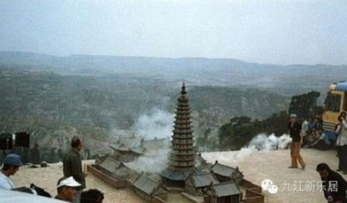 Ngắm những hình ảnh về thời quay phim thiếu thốn của Tây Du Ký 1986 - Ảnh 12