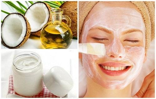 Top 4 cách làm trắng da mặt bằng dầu dừa - Ảnh 2