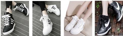 Cách tăng chiều cao bằng giầy mà vẫn cực kì thời trang cho các cô nàng - Ảnh 2