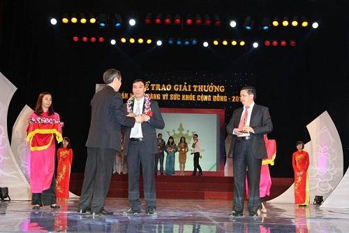 Công ty Kingphar vinh dự nhận giải sản phẩm vàng vì sức khỏe cộng đồng - Ảnh 1