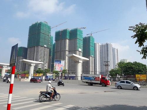 Bất động sản Hà Nội: Phía Tây dẫn dắt thị trường - Ảnh 1