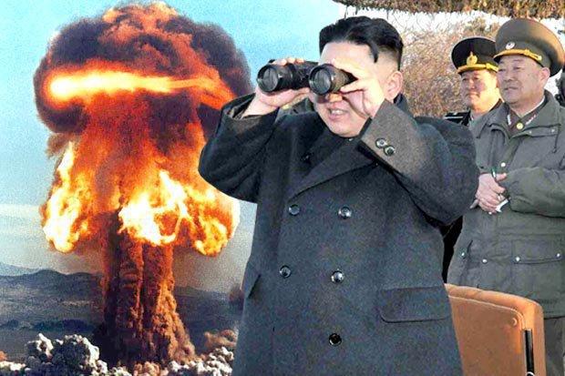 Toan tính của Triều Tiên khi doạ nổ bom nhiệt hạch ở Thái Bình Dương - Ảnh 1